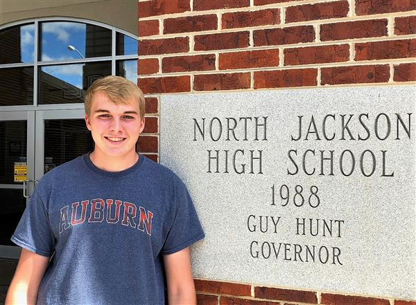 NJHS Student Credits Competitive Spirit With Academic Success